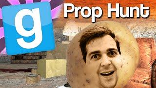 GMod Prop Hunt #3 Potato League