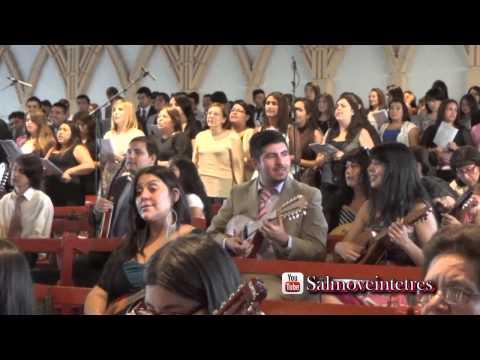 Alabanza - Espíritu Santo  (2° ensayo conferencias febrero 2014)
