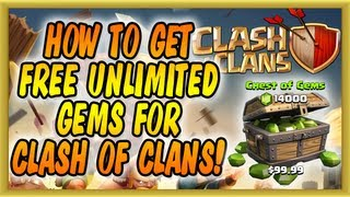 Clash Of Clans : HOW TO GET FREE UNLIMITED ITunes Cards