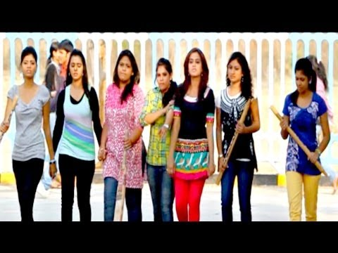 Romance Movie || Hilarious Comedy Of Gang War Between Girls & Boys