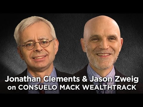 Jason Zweig & Jonathan Clements: Financial Advisor Fees
