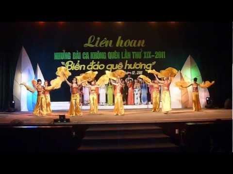 Đội TNTN p. Kim Long - Rạng Rỡ Việt Nam