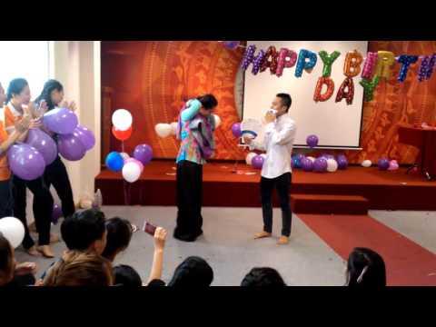 Happy birth day (8/2016) _ Lầu 4A (Tấm cám thời nay)