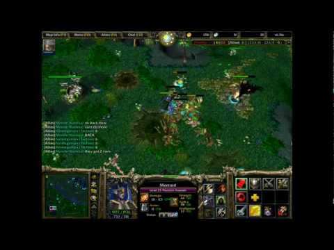DotA 6.76c Phantom Assassin (Mortred) Gameplay Guide, Commentary&Tips Dec. 2012