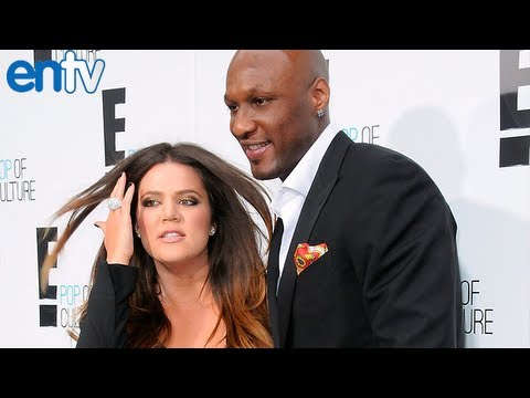 Khloe Kardashian Talks Lamar Odom Divorce