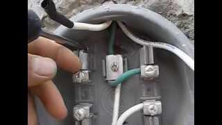 Pasar un servicio Monofásico a Bifásico 110 volts a 220 volts