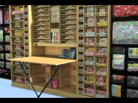 the new workbox the original scrapbox youtube. Black Bedroom Furniture Sets. Home Design Ideas