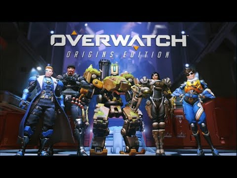 [LIVE] OVERWATCH / GAMEPLAY FR / PS4
