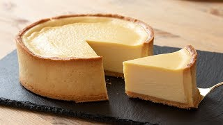 濃厚ベイクドチーズタルトの作り方 Baked Cheese Tart|HidaMari Cooking