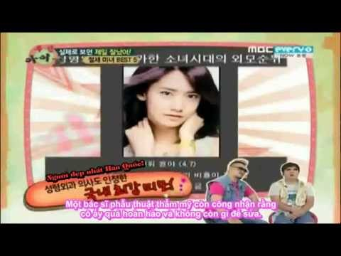 [Vietsub] Yoona cut @ MBC Every1 Idol Week Ep 07 (2011.09.03).avi