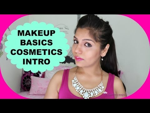 Makeup For Beginners Basic Makeup Products,Use -Types of Cosmetics