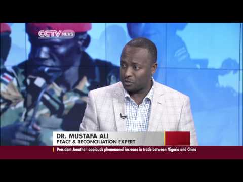 Mustafa Ali interview on South Sudan talks