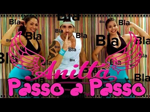 Vídeo Aula | Passo a Passo | Anitta | Bla bla bla | Equipe Marreta (Coreografia)