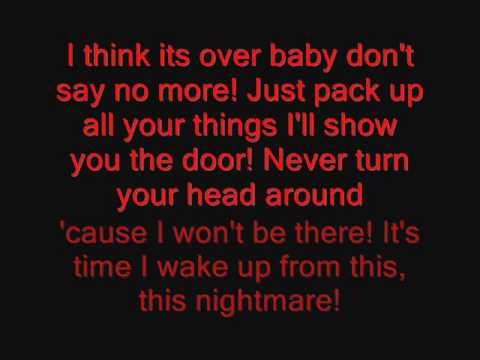 Denace - Nightmare(lyrics)