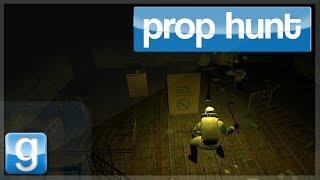 "Garry's Mod - Prop Hunt #9 ""Detective Simon"" w/ KSI, Miniminter, Vikkstar, Zerkaa & Behzinga"