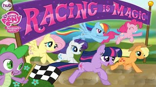 My Little Pony Gameplay Racing Is Magic Friendship Is