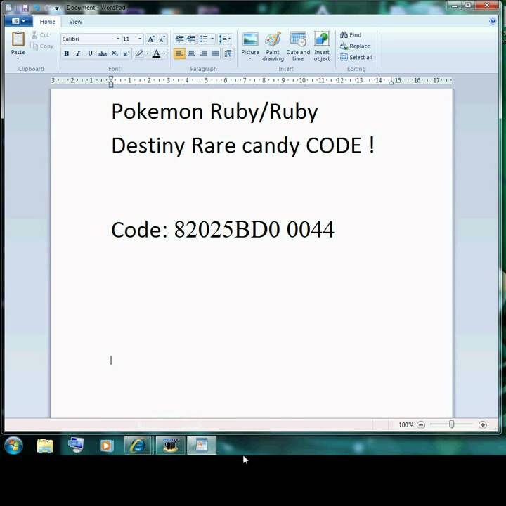 Pokemon Ruby Destiny Reign Of Legends Cheats Gameshark