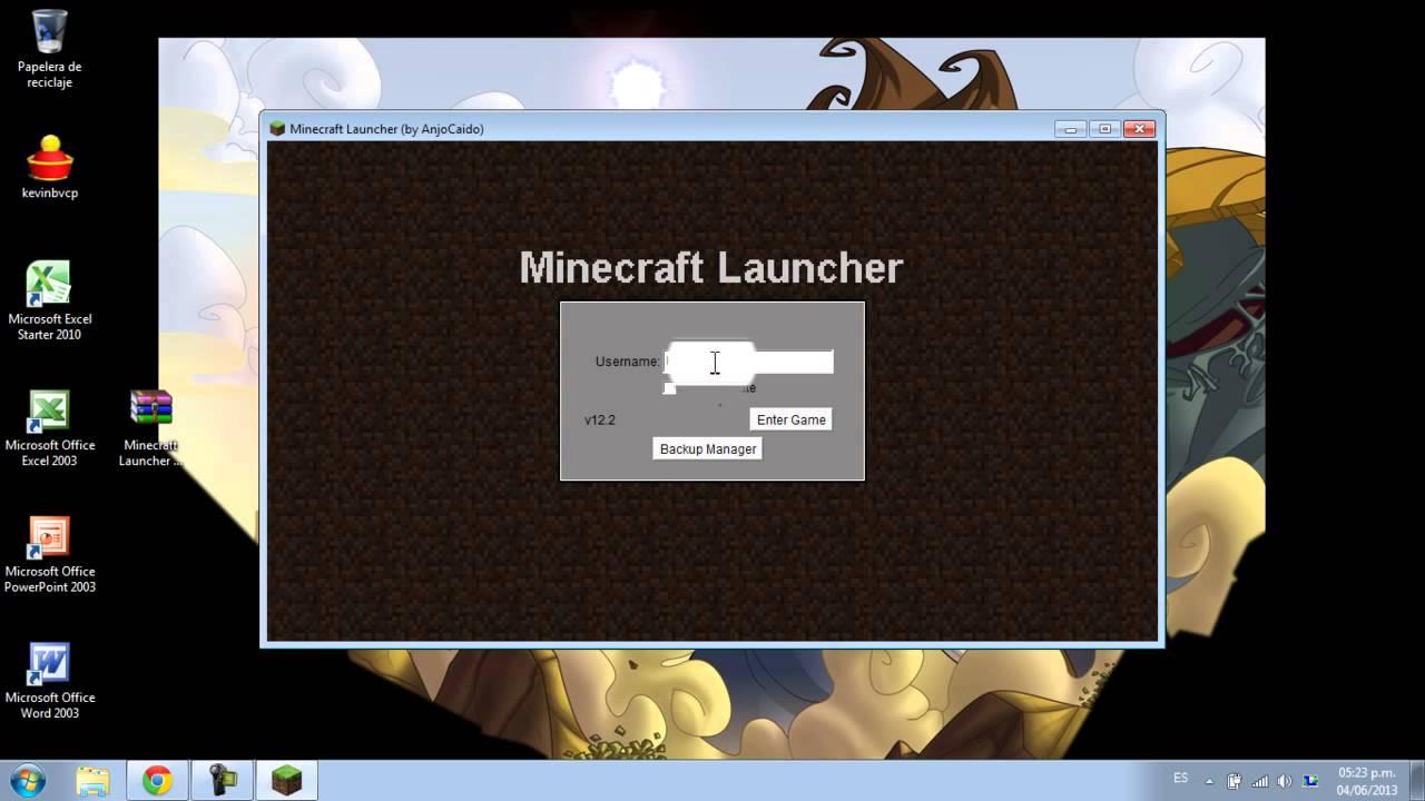Minecraft Free Anjocaido