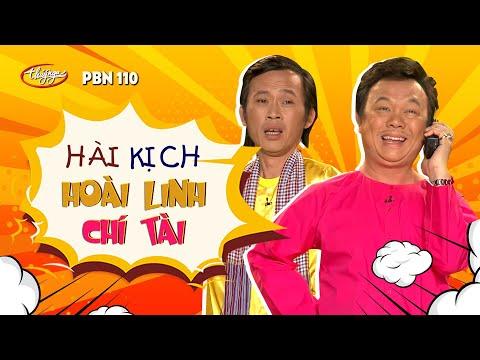 Hài Kịch  Hoài Linh, Chí Tài (PBN 110)