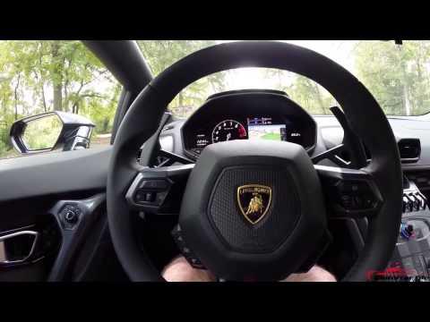 Cận cảnh chi tiết Lamborghini Huracán [HD-phụ đề Việt]