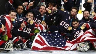 USA V Japan Ice Sledge Hockey Gold-medal Game Vancouver