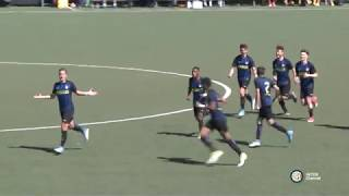 INTER FOOTBALL ACADEMY: L' U17 VINCE A ROMA
