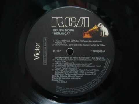 Roupa Nova - A Força do Amor (LP/1987)