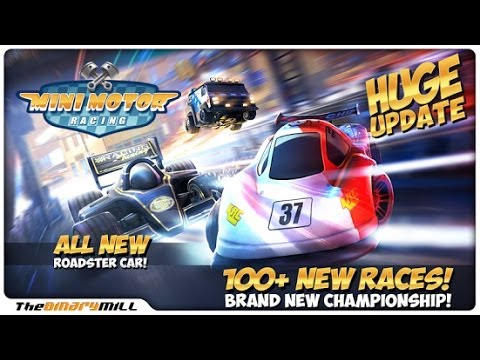Best Mini Racing Game:Mini Motor Racing GamePlay Trailer