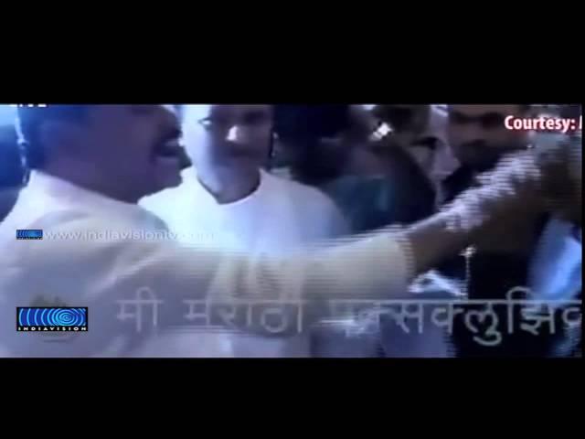 Sena MPs force fasting Muslim staffer to eat chapati