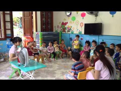 Bé tìm hiểu về đồ dùng trong gia đình – lớp Ong Vàng – MN Chị Ong Nâu (chiongnau.com)