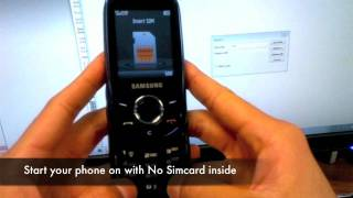 Unlock Samsung SGH-T249 How To Sim Unlock Samsung T249r