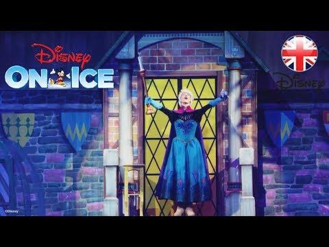 DISNEY ON ICE | Disney On Ice presents Worlds of Enchantment! | Official Disney UK