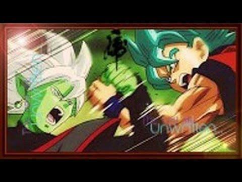 Dragon Ball Super - Bảy viên ngọc rồng siêu cấp tập 64: Hợp thể  Black và Zamasu quyết đấu Gogeta