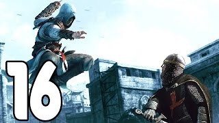 Let's Play Assassin's Creed 1 Gameplay German Deutsch Part 16 - Mein neuer Laden