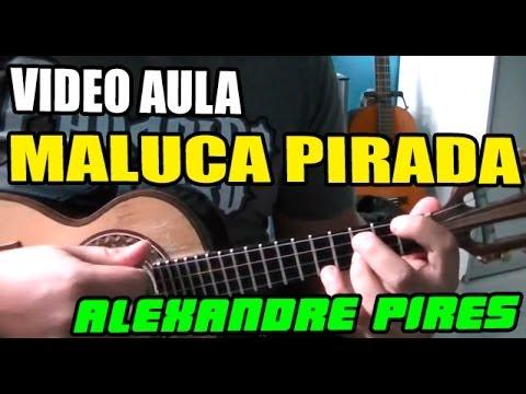 CAVACO [TUTORIAL] Maluca Pirada - DVD A. PIRES