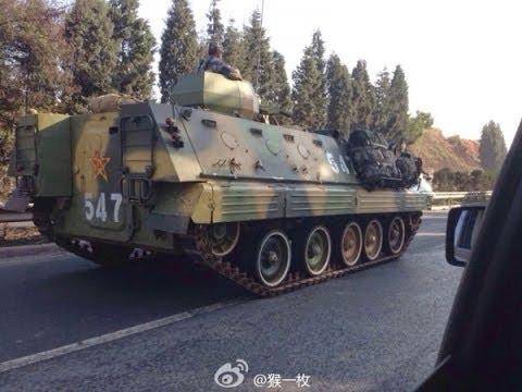Trung Quốc Dồn Quân về Biên Giới Lạng Sơn Việt Nam