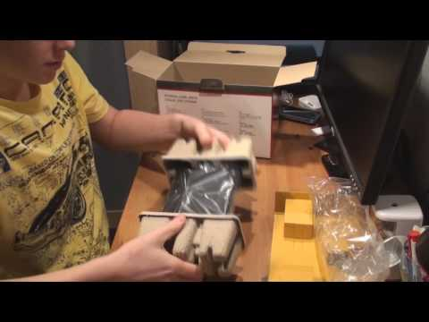Unboxing the Western Digital Elements 1TB USB 2.0 External Hard Drive