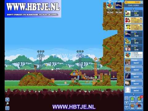Angry Birds Friends Tournament Level 6 Week 114 (tournament 6) no power-ups
