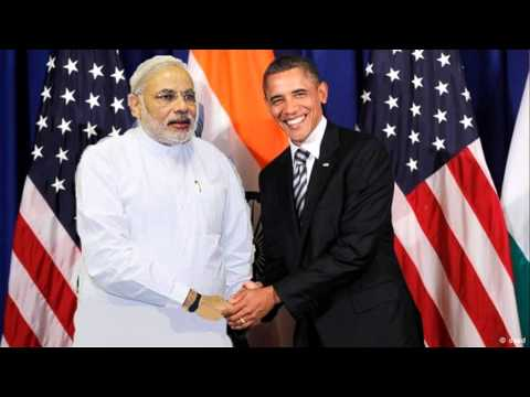 US Barack Obama meet Mr Narendra Modi video live speech india
