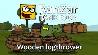 Tanktoon: Wooden Logthrower