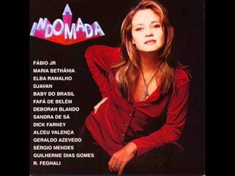 A Indomada Nacional 1997 - 02-Elba Ramalho Ciranda Da Rosa Vermelha