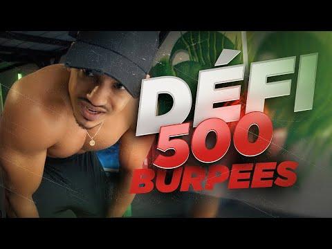 MON SEUL BUT C'EST DE BATTRE PJ ! Challenge 500 burpees