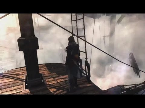 Assassin's Creed 4 Gameplay Demo -  E3 2013, Sweet-looking gameplay from Ubisoft's highly anticipated pirate-themed title. Subscribe to IGN's channel for reviews, news, and all things gaming: http://www...