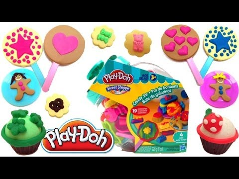 Play-Doh Candy
