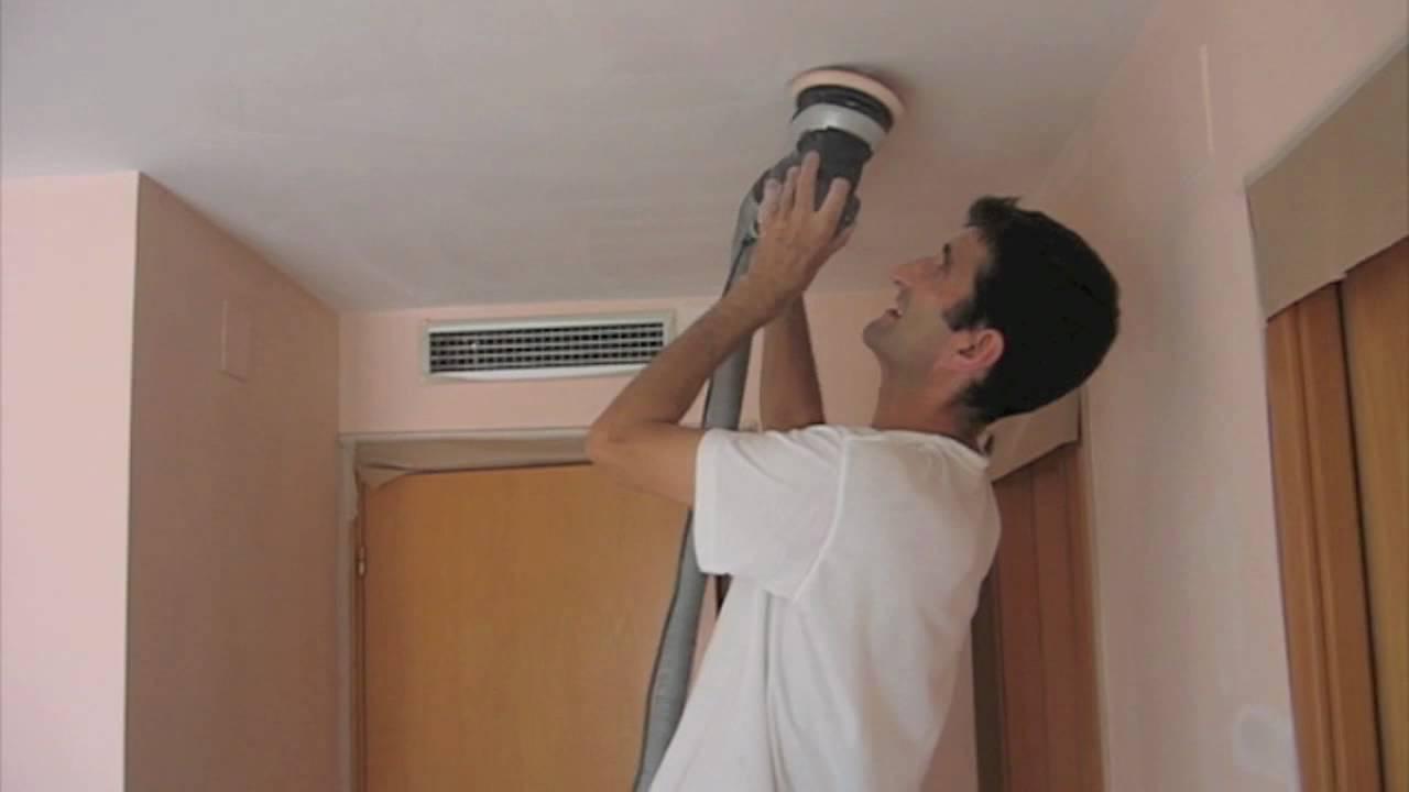 Pinturas calvet restaura masillado de techos y paredes - Pasta alisar paredes ...