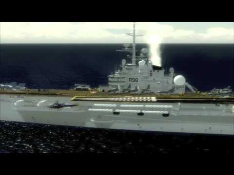 French Navy Aviation - FSX movie