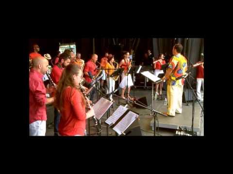Bodas De Oro – Orquesta MiSol – SaxOpen Strasbourg 2015