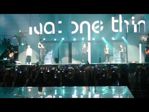one thing - one direction Barcelona (22/05/13)