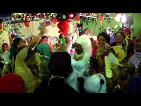 MARIAGE ABDILLAH ET HADIDJA SALIMANI