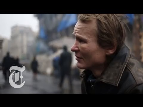 Ukraine 2014 | Maidan Faces its Future | The New York Times